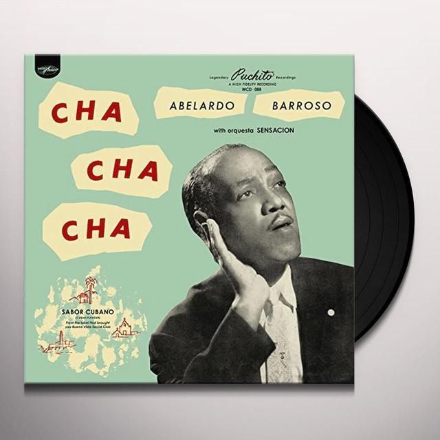 Abelardo Barroso / Orquesta Sesacion CHA CHA CHA Vinyl Record - 180 Gram Pressing