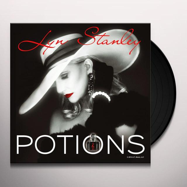 Lyn Stanley POTIONS (FROM THE 50'S) Vinyl Record