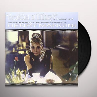 Henry Mancini BREAKFAST AT TIFFANY'S / O.S.T. Vinyl Record - Limited Edition