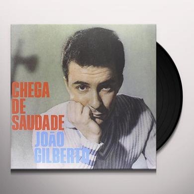 Joao Gilberto CHEGA DE SAUDADE Vinyl Record - Limited Edition