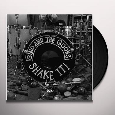 GINO & GOONS SHAKE IT Vinyl Record