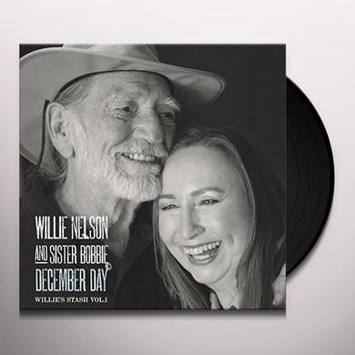 Willie Nelson DECEMBER DAY: WILLIE'S STASH 1 Vinyl Record