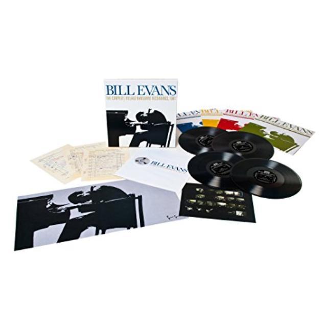 Bill Evans COMPLETE VILLAGE VANGUARD RECORDINGS 1961 Vinyl Record
