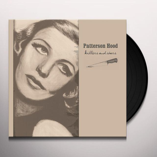 Patterson Hood KILLERS & STARS Vinyl Record - 180 Gram Pressing, Digital Download Included