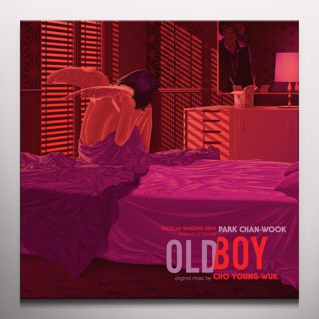 Cho Young-Wuk OLDBOY Vinyl Record