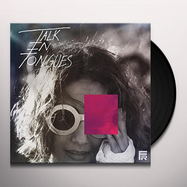 TALK IN TONGUES STILL DON'T SEEM TO CARE Vinyl Record