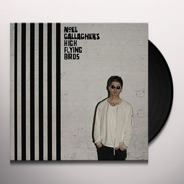 Noel Gallagher's High Flying Birds CHASING YESTERDAY Vinyl Record