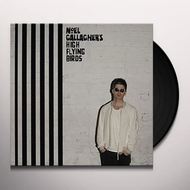 Noel Gallagher's High Flying Birds CHASING YESTERDAY Vinyl Record - 180 Gram Pressing, Deluxe Edition