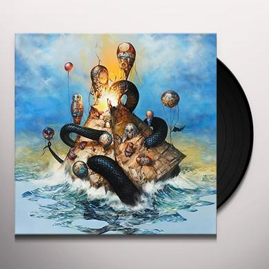Circa Survive DESCENSUS Vinyl Record - 180 Gram Pressing, Digital Download Included