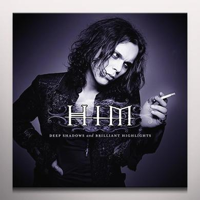 Him DEEP SHADOWS & BRILLIANT HIGHLIGHTS Vinyl Record - Colored Vinyl, Deluxe Edition