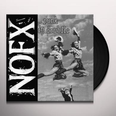 Nofx PUNK IN DRUBLIC (20TH ANNIVERSARY REISSUE) Vinyl Record - Anniversary Edition
