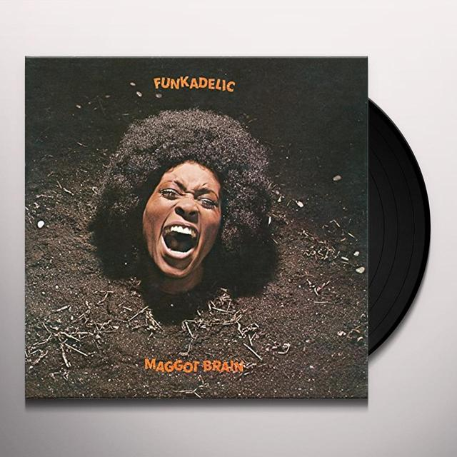 Funkadelic MAGGOT BRAIN Vinyl Record - UK Import