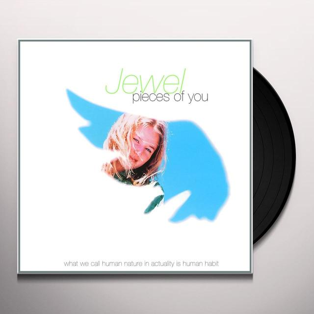 Jewel PIECES OF YOU Vinyl Record