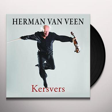 Herman van Veen KERSVERS Vinyl Record - Holland Import