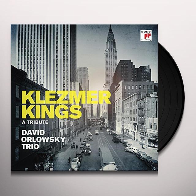 David Orlowsky KLEZMER KINGS (GER) Vinyl Record