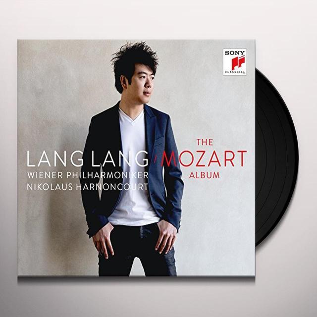 Lang Lang MOZART ALBUM (GER) Vinyl Record