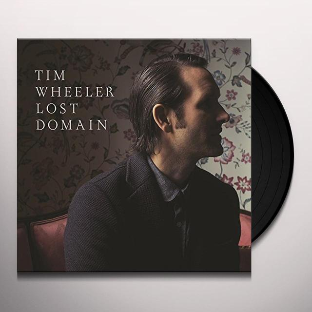 Tim Wheeler LOST DOMAIN Vinyl Record - UK Import