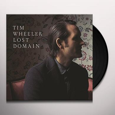 Tim Wheeler LOST DOMAIN Vinyl Record