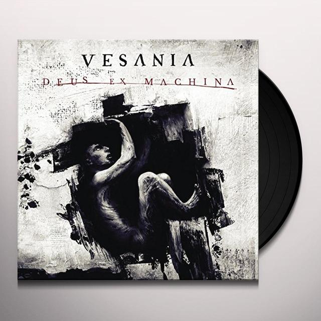 VESANIA DEUS EX MACHINA Vinyl Record - UK Import