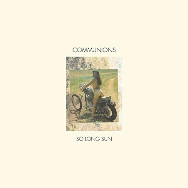 COMMUNIONS SO LONG SUN / LOVE STANDS STILL (UK) (Vinyl)