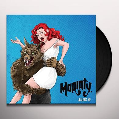 MORIATY JEALOUS MF / GIMMIE LOVE Vinyl Record - UK Import
