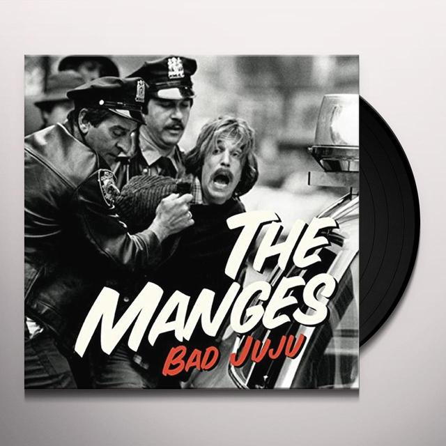 MANGES BAD JUJU Vinyl Record - Italy Import