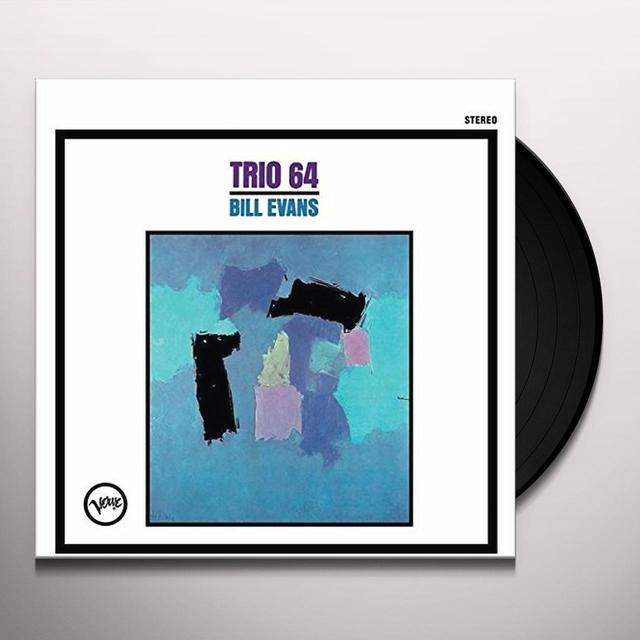 Bill Evans TRIO 64' Vinyl Record - UK Import