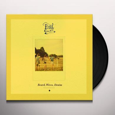 Pond BEARD WIVES DENIM Vinyl Record - UK Import