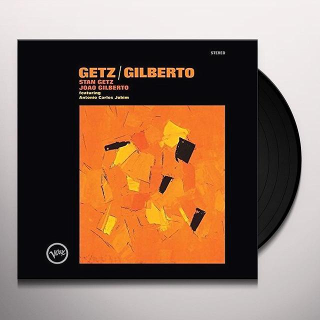 Stan Getz & Joao Gilberto GETZ / GILBERTO Vinyl Record - UK Import