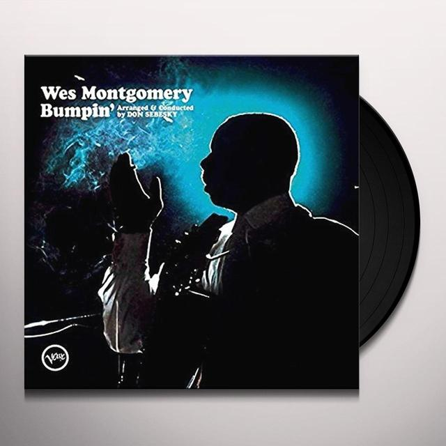 Wes Montgomery BUMPIN' Vinyl Record - UK Release