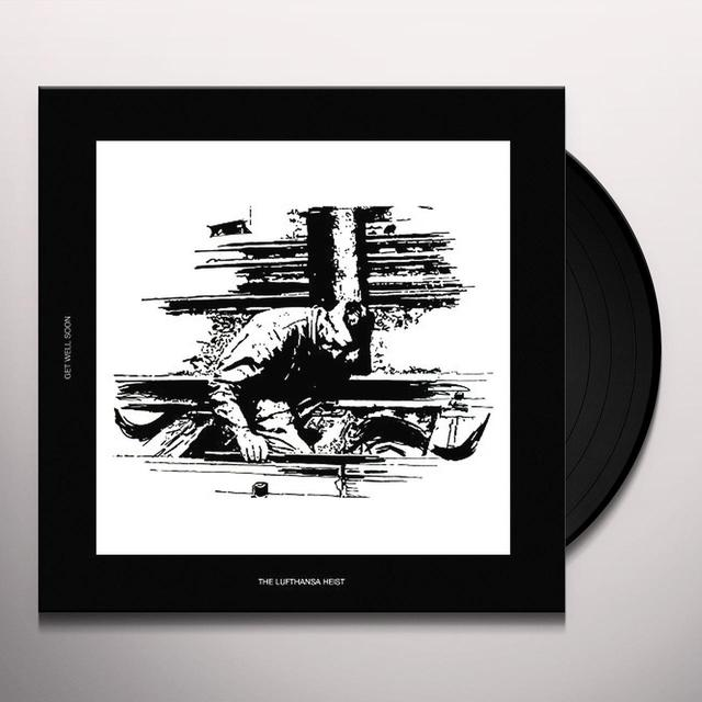 Get Well Soon LUFTHANSA HEIST Vinyl Record - UK Import