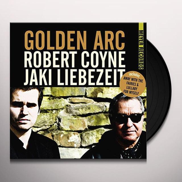 Robert Coyne with Jaki Liebezeit GOLDEN ARC (UK) (Vinyl)