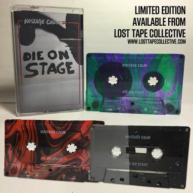 Hostage Calm DIE ON STAGE Vinyl Record