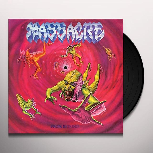 Massacre FROM BEYOND Vinyl Record