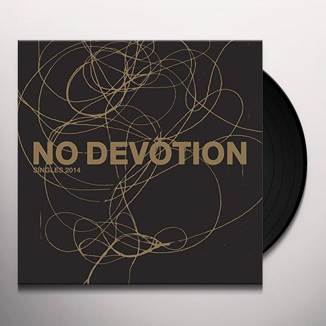 No Devotion SINGLES 2014 Vinyl Record