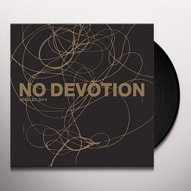No Devotion SINGLES 2014 Vinyl Record