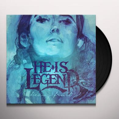 He Is Legend HEAVY FRUIT Vinyl Record