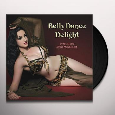 BELLY DANCE DELIGHT / VARIOUS Vinyl Record