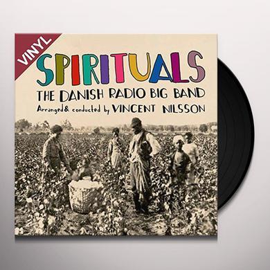 Vincent Nilsson / Danish Radio Big Band SPIRITUALS Vinyl Record