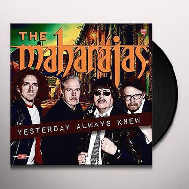 MAHARAJAS YESTERDAY ALWAYS Vinyl Record - Limited Edition