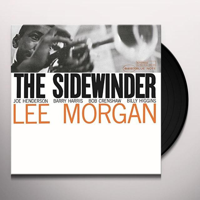 Lee Morgan SIDEWINDER Vinyl Record