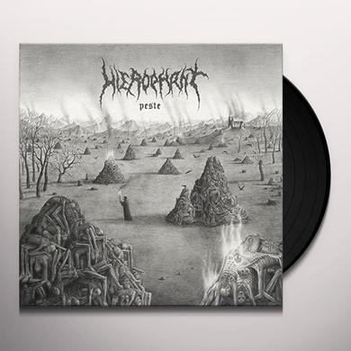 Hierophant PESTE Vinyl Record