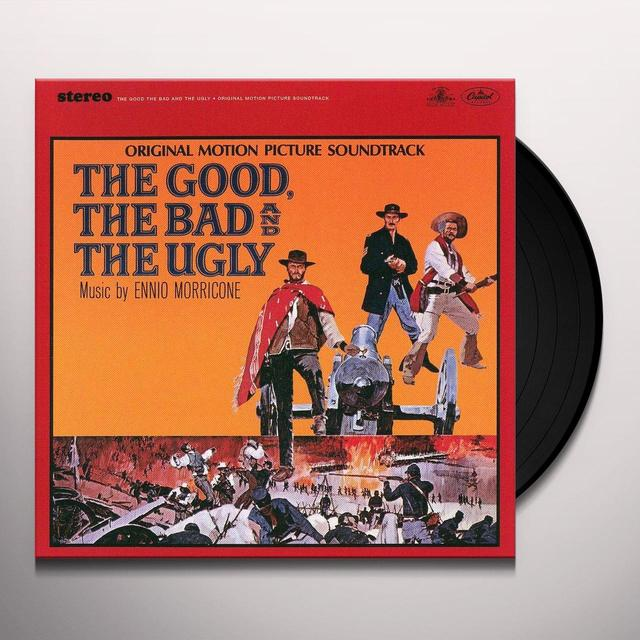 GOOD THE BAD & THE UGLY / O.S.T. Vinyl Record