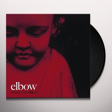 Elbow WORLD CAFE LIVE (EP) Vinyl Record