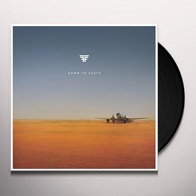 Flight Facilities DOWN TO EARTH Vinyl Record