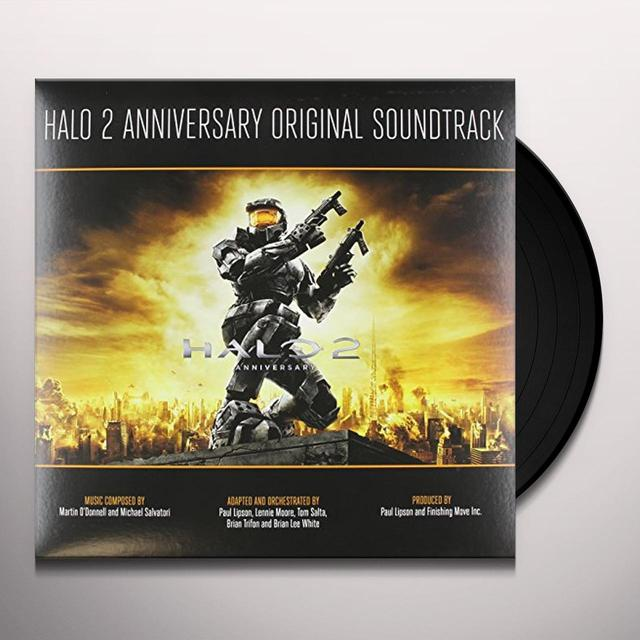 HALO 2 ANNIVERSARY / O.S.T. Vinyl Record
