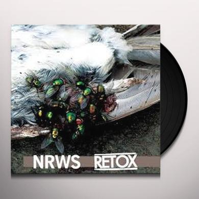 NARROWS / RETOX SPLIT Vinyl Record