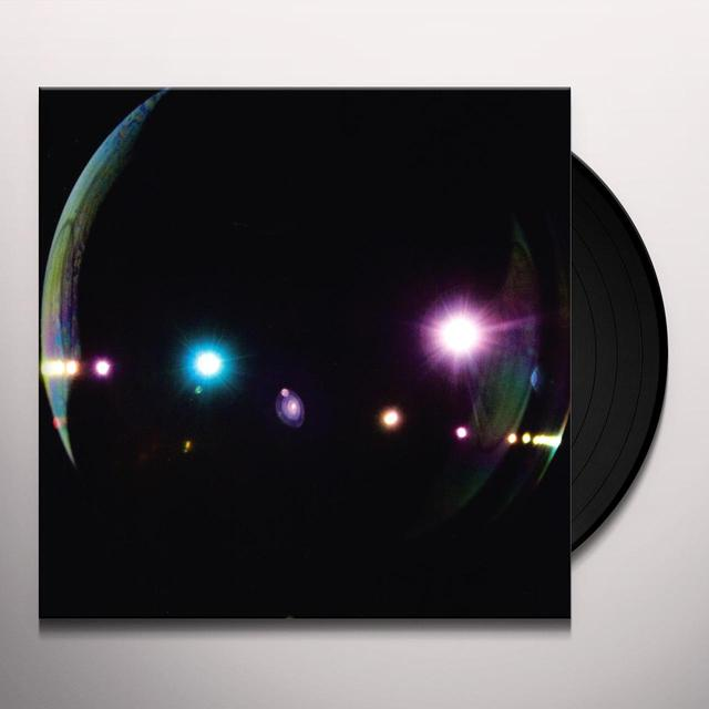 Simian Mobile Disco TEMPORARY PLEASURE Vinyl Record