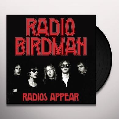 Radio Birdman RADIO'S APPEAR (TRAFALGAR VERSION) Vinyl Record