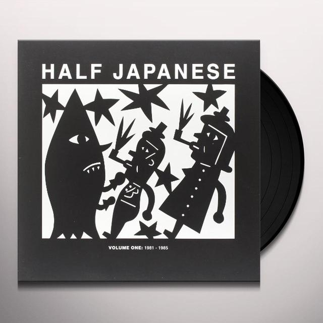 Half Japanese VOLUME 1: VOLUME 1 (BOX) Vinyl Record